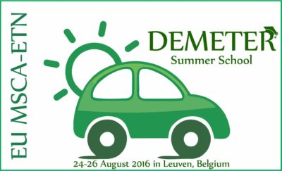 DEMETER Summer School