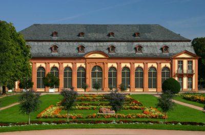 Orangerie, Darmstadt