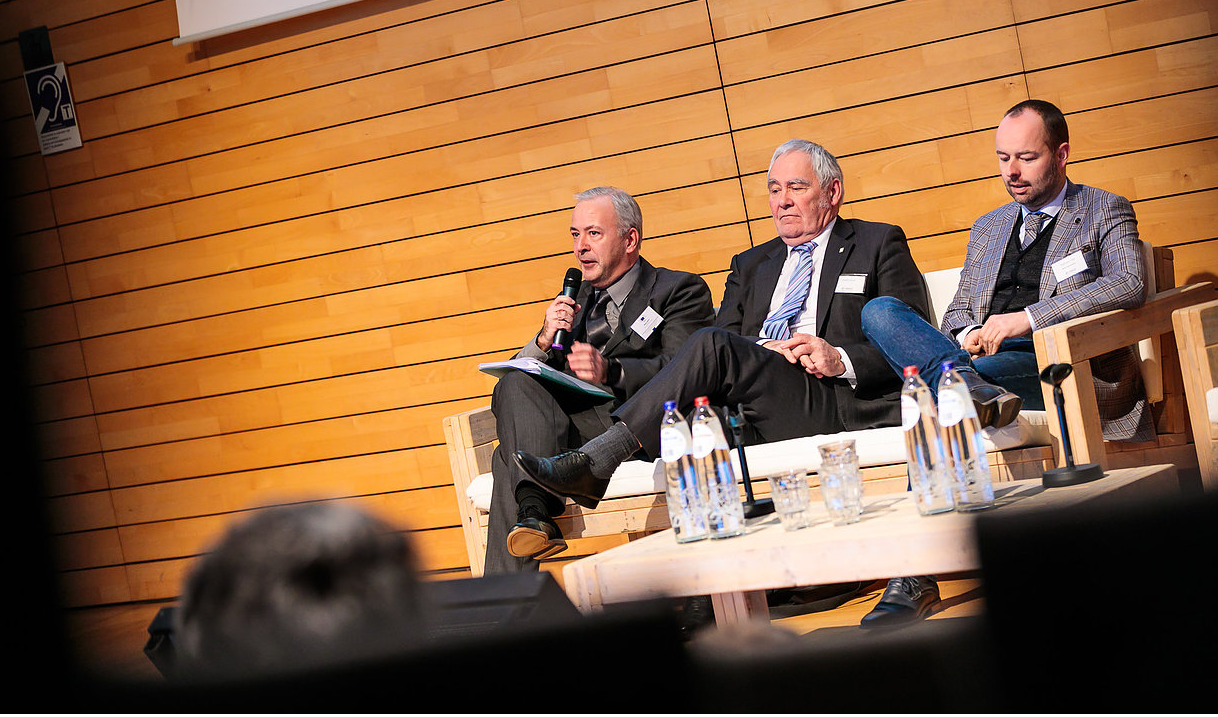 Magnus Gislev, Derek Greedy & Yves Tielemans (Credits image: Nicolas Herbots)