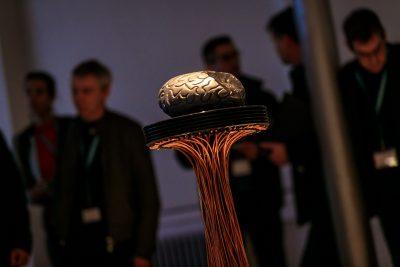 Artefact Exhibition (Credits image: Nicolas Herbots, artwork by Maarten Vanden Eynde )