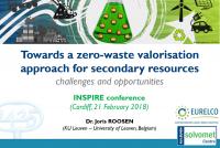 Joris Roosen @ INSPIRE Conference, Wales, Feb' 21, 2018