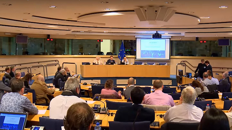 Figure 1st Seminar in the EP (2015)