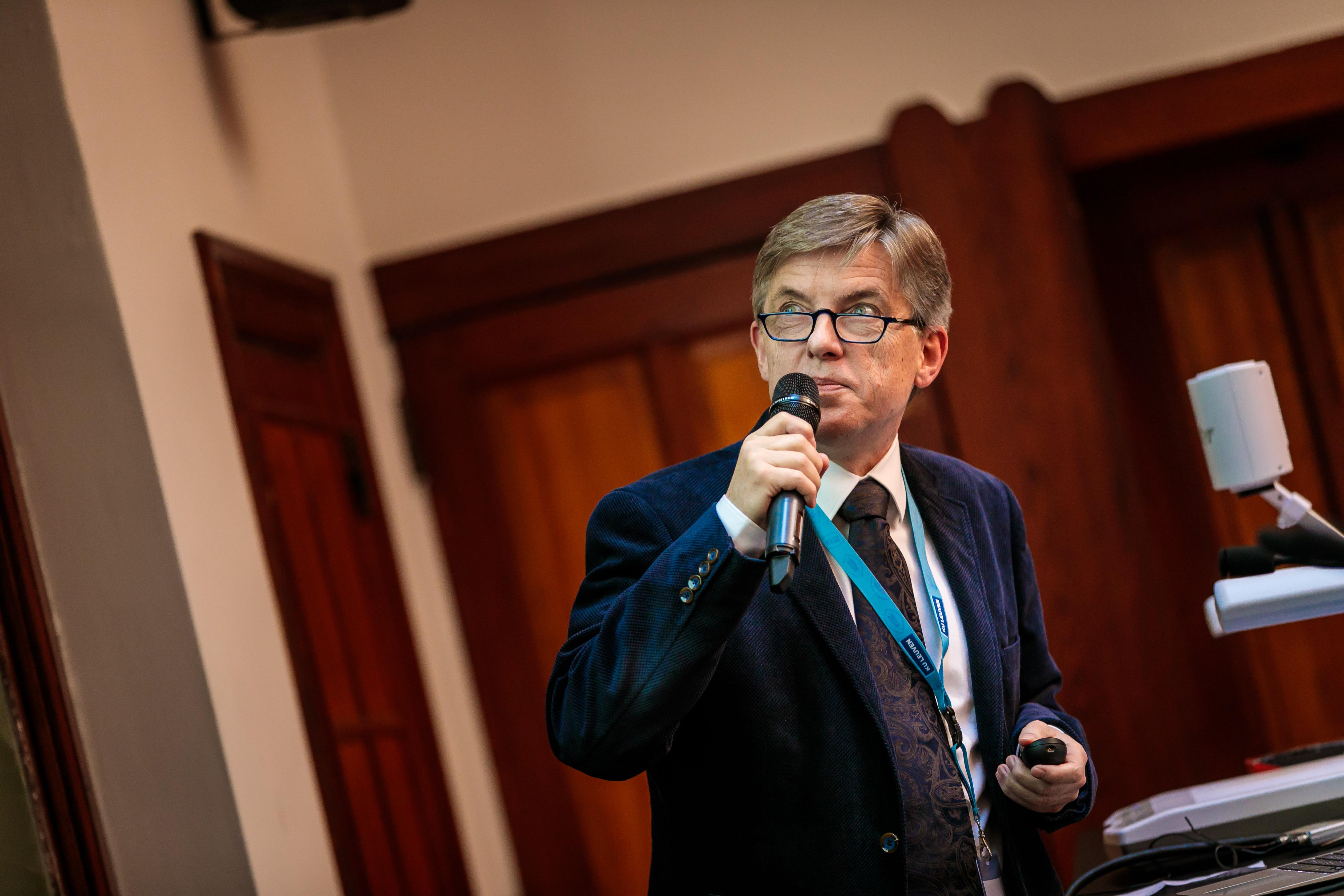 Marcin Sadowski (EC, EASMA) (credits image: Nicolas Herbots)