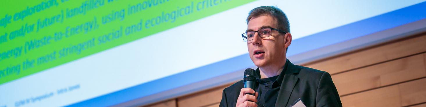 Peter Tom Jones (SIM² KU Leuven) (credits image: Nicolas Herbots)