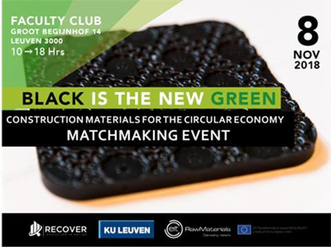 Black is the new Green event