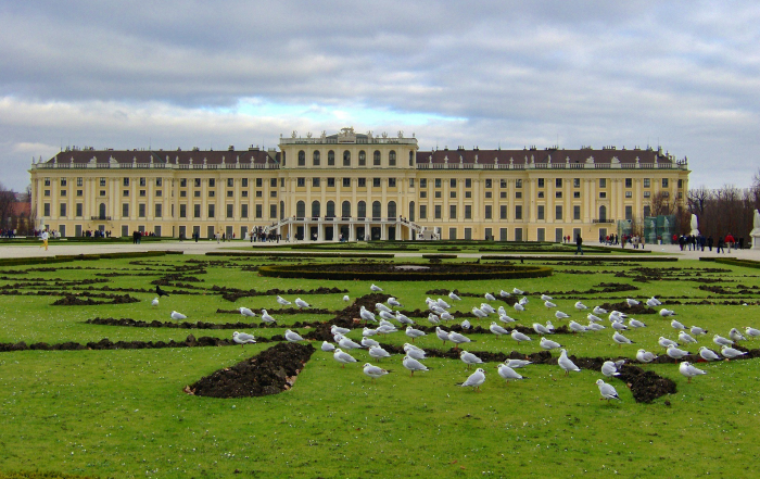 CROCODILE Project @ Going Green at Vienna Schonbrunn Palace (Nov' 2018)