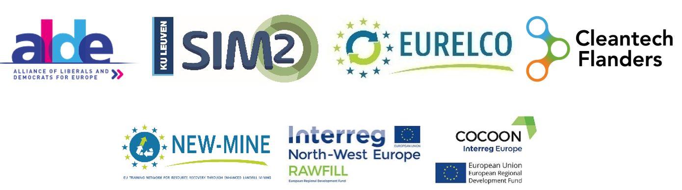 Logos of organiseres ELFM EP Seminar