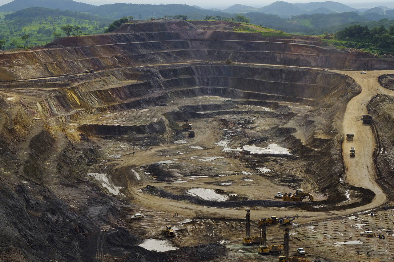 Kwatebala Cu-Co mine (courtesy of Pascal Mambwe)