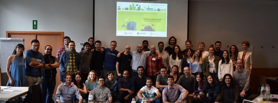 Summer School Group Photo (September 2018, Leuven)
