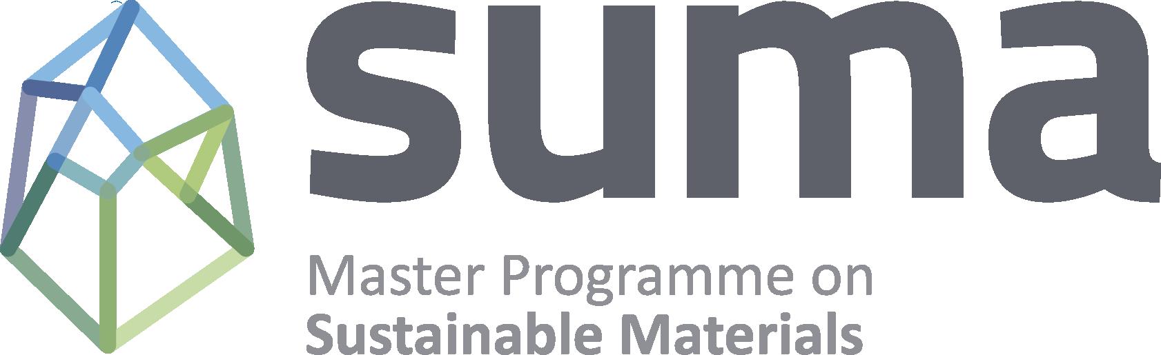 SUMA Master Programme on Sustainable Materials