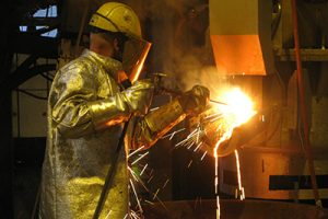 Pyro- and electrometallurgical processes