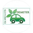 demeter round logo