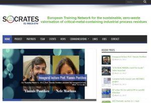 SOCRATES website