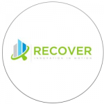 recover round white